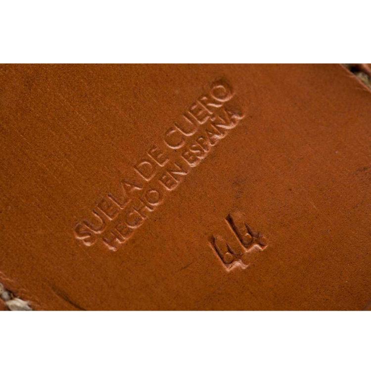 Genuine leather Sole by Beatnik
