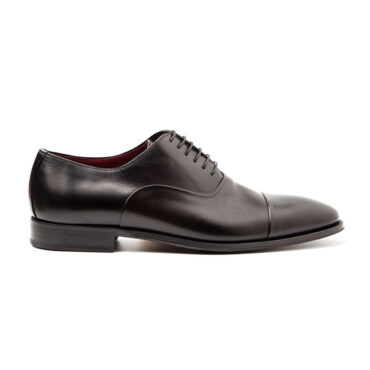 Black Oxford ceremony shoes for men Beatnik Miller by Beatnik Shoes