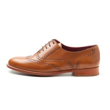 Zapato Oxford Marrón para Mujer Beatnik Lena Brown