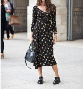 Como combinar zapatos Oxford y blucher de mujer con estilo