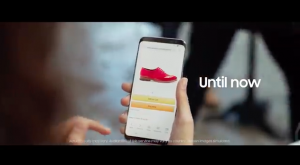 Beatnik Shoes Oxfords in Samsung campaign