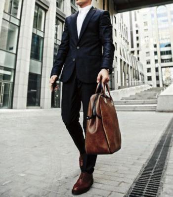 Consejos Para Combinar Zapatos Oxford Rojos De Hombre