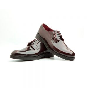 Zapatos Blucher rojos de hombre Jack Red