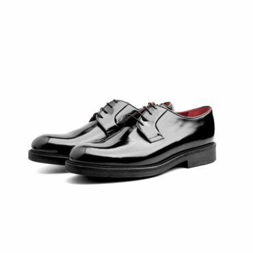 Men's black Derby shoes Beatnik Jack Noir ‬