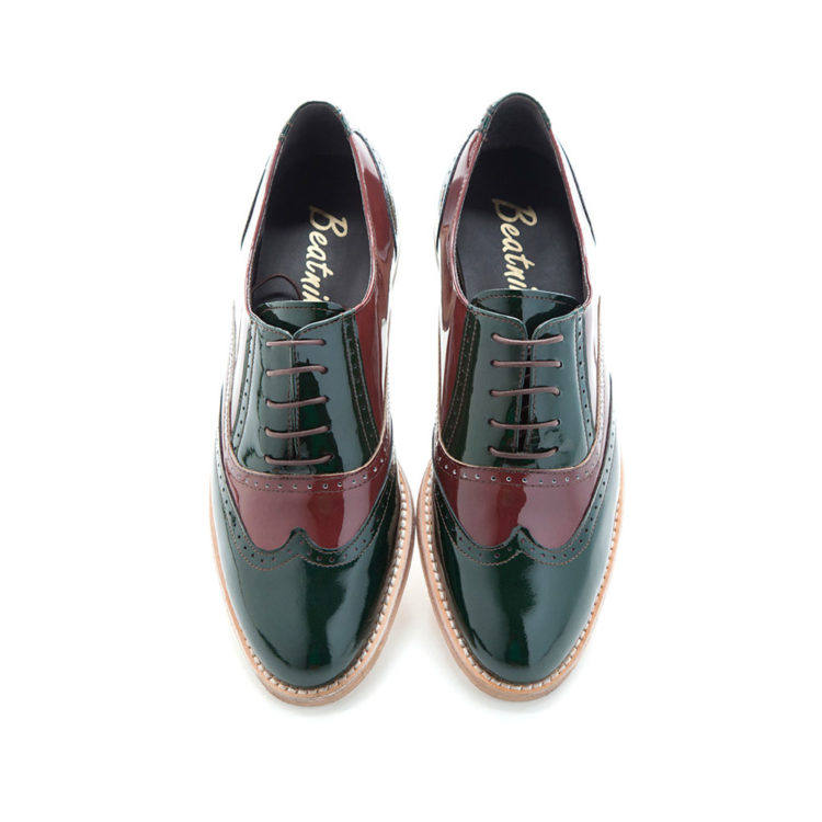 Lena OXFORDS mujer por BEATNIK SHOES