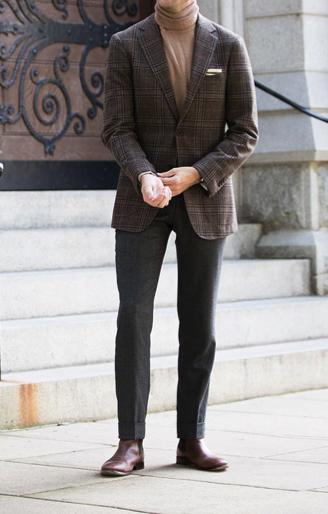 Como combinar con estilo tus botas Chelsea de hombre