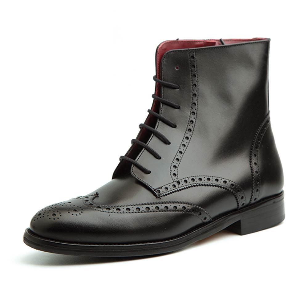 boots for women Beatnik Barbara Black
