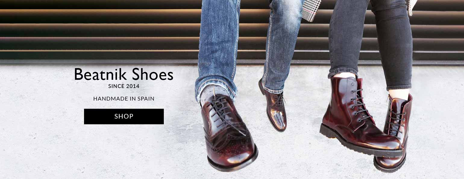 Oxford shoes, Loafers and Boots handmade in Spain,