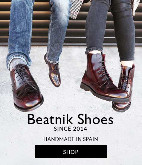 Oxford shoes, Loafers and Boots handmade in Spain