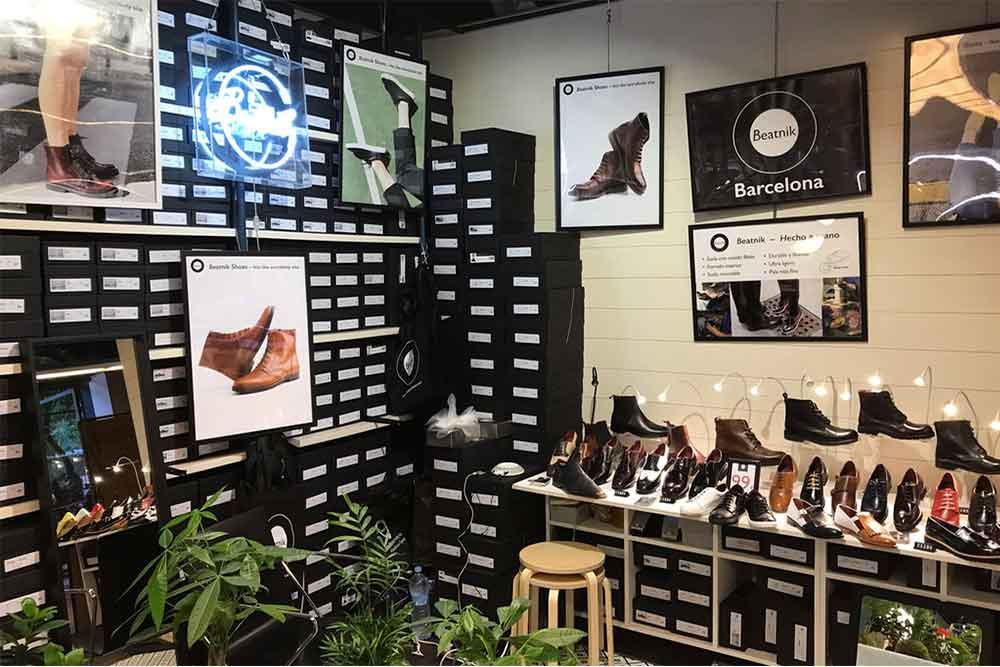 Zapatos Palo Alto Market Barcelona Beatnik