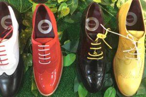 Beatnik Shoes. Los Zapatos y Botas de la Ventana Market de Zamora, Mercado de Tendencias
