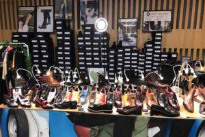Zapatos y botas en Mercado Romántico de León. Beatnik Shoes