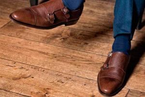 Zapatos Monk para Business Casual