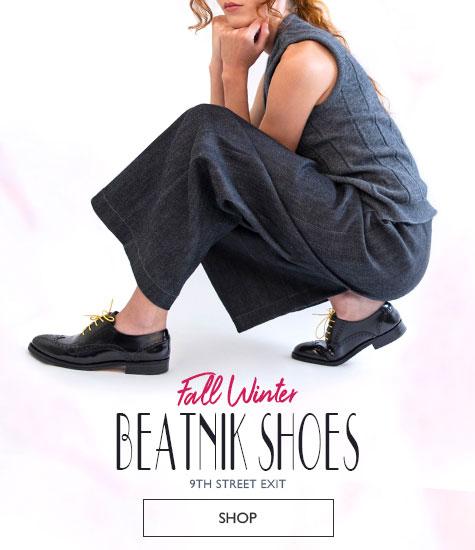 Beatnik Shoes Fall Winter