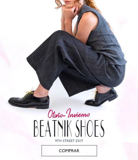 Zapatos Beatnik Shoes Otoño-Invierno